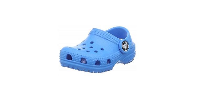 Navy//Volt Green Azul 27//28 EU Zuecos Unisex Ni/ños Crocs Crocband Clog Kids